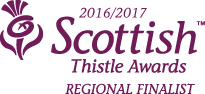 2016/17 Scottish Thistle Awards Regional Finalist